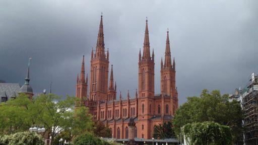 Steuerberater Wilhelm Wiesbaden - Kirchensteuerabzugsverfahren - Marktkirche