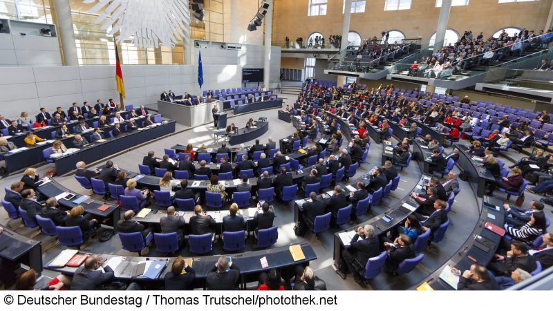 Erbschaftsteuerreform 2016 - Steuerberater Wilhelm - Deutscher Bundestag